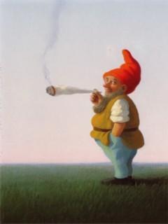 Smoking Mobile Wallpaper