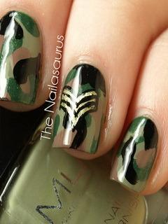 Military Nail Mobile Wallpaper