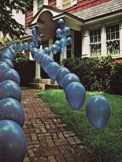 Balloon Mobile Wallpaper