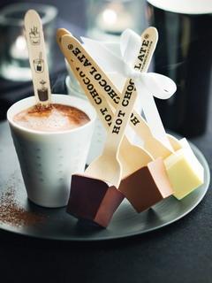 Hot Chocolate Mobile Wallpaper