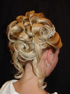 Hair Design Mobile Wallpaper