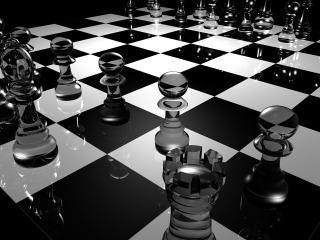Chess 3d Mobile Wallpaper