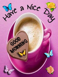 Have Nice Day Mobile Wallpaper