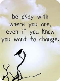 Be Okay Mobile Wallpaper