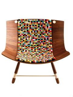 Eco Chair Balls Mobile Wallpaper