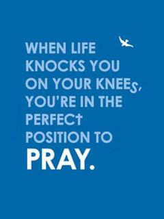 Pray Mobile Wallpaper