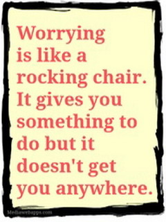 Worrying Like Rocking Mobile Wallpaper