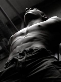 Man Body Mobile Wallpaper