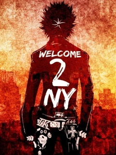 Welcome 2 NY Mobile Wallpaper