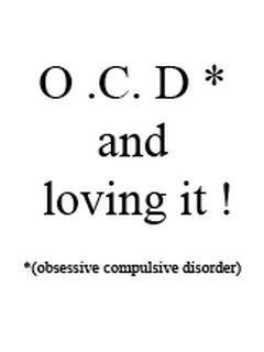 OCD And Loving Mobile Wallpaper