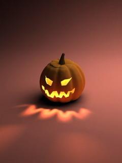 Halloween Lights Mobile Wallpaper