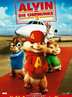 Alvin Die Chipmunks Mobile Wallpaper