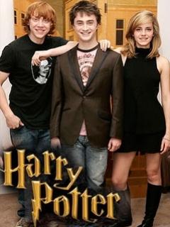 Happy Harry Potter Mobile Wallpaper