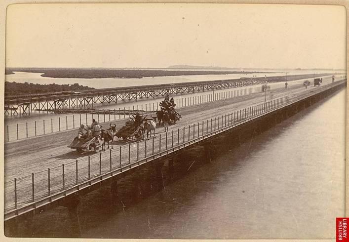 Karachi In 1900 Mobile Wallpaper