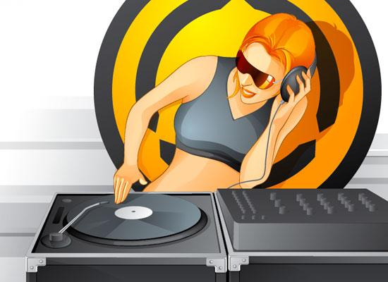 DJ By Vaibhav Mobile Wallpaper