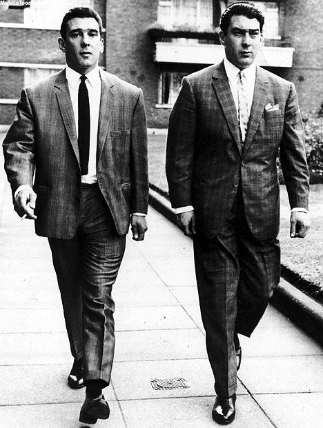 The KRAY TWINS (East London GAngster Mobile Wallpaper