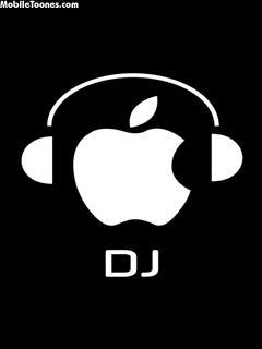 AppleMac Dj Mobile Wallpaper