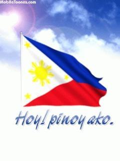 Pinoy Ako Mobile Wallpaper