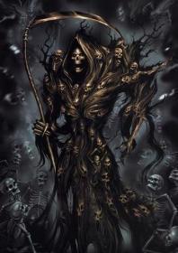 Soul Reaper Mobile Wallpaper