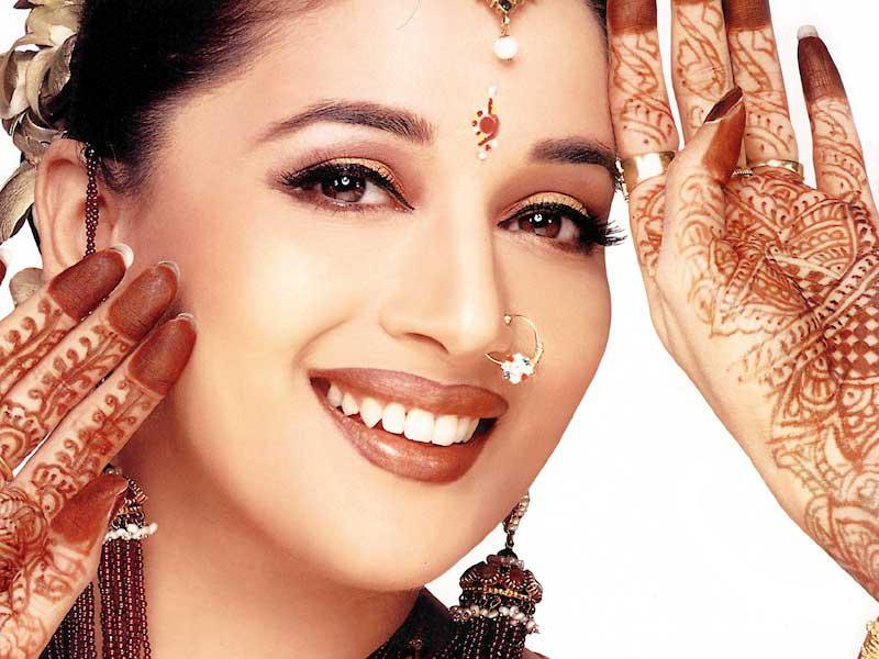 Madhuri Mobile Wallpaper