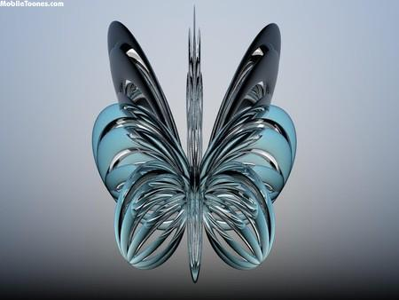 Butterflye Mobile Wallpaper