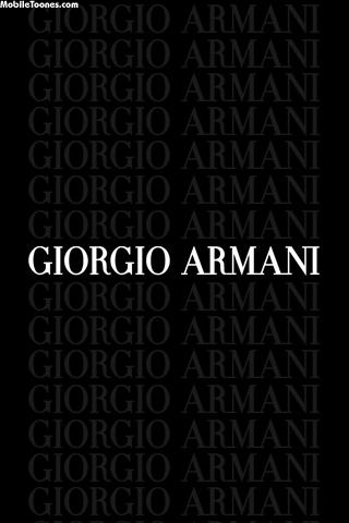 G.armani Mobile Wallpaper