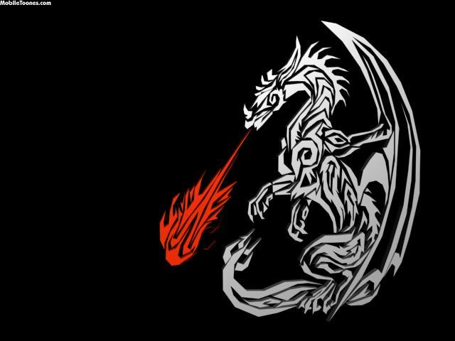 Dragon Mobile Wallpaper