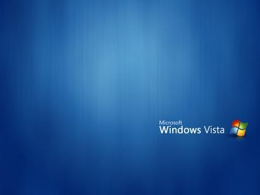 Windows-vista-wallpaper-blue-flat Mobile Wallpaper