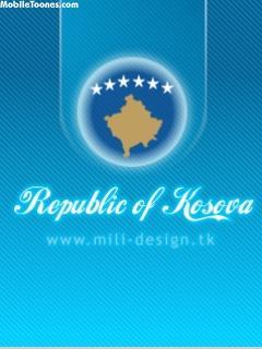 Republic Of Kosova Mobile Wallpaper