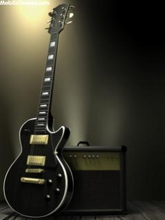 download les paul mobile wallpaper mobile toones. Black Bedroom Furniture Sets. Home Design Ideas