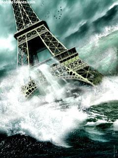 EIFFEL TOWER Mobile Wallpaper