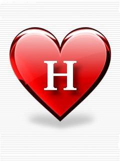 Alphabet H Mobile Wallpaper
