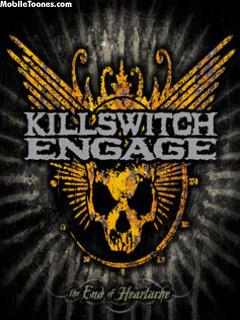 Killswitch Engage (yllw And Blk) Mobile Wallpaper