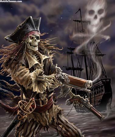 Pirate Mobile Wallpaper
