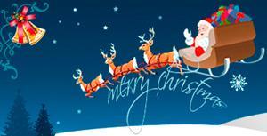 Merry Christmas Mobile Wallpaper