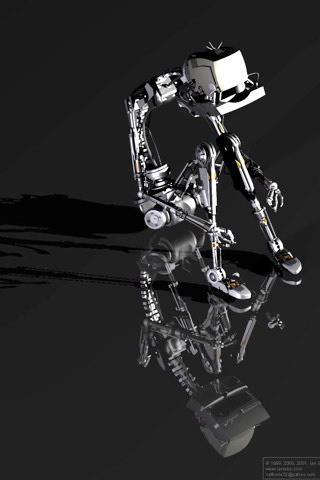 Download 6100 Koleksi Wallpaper Black Robot HD Paling Keren