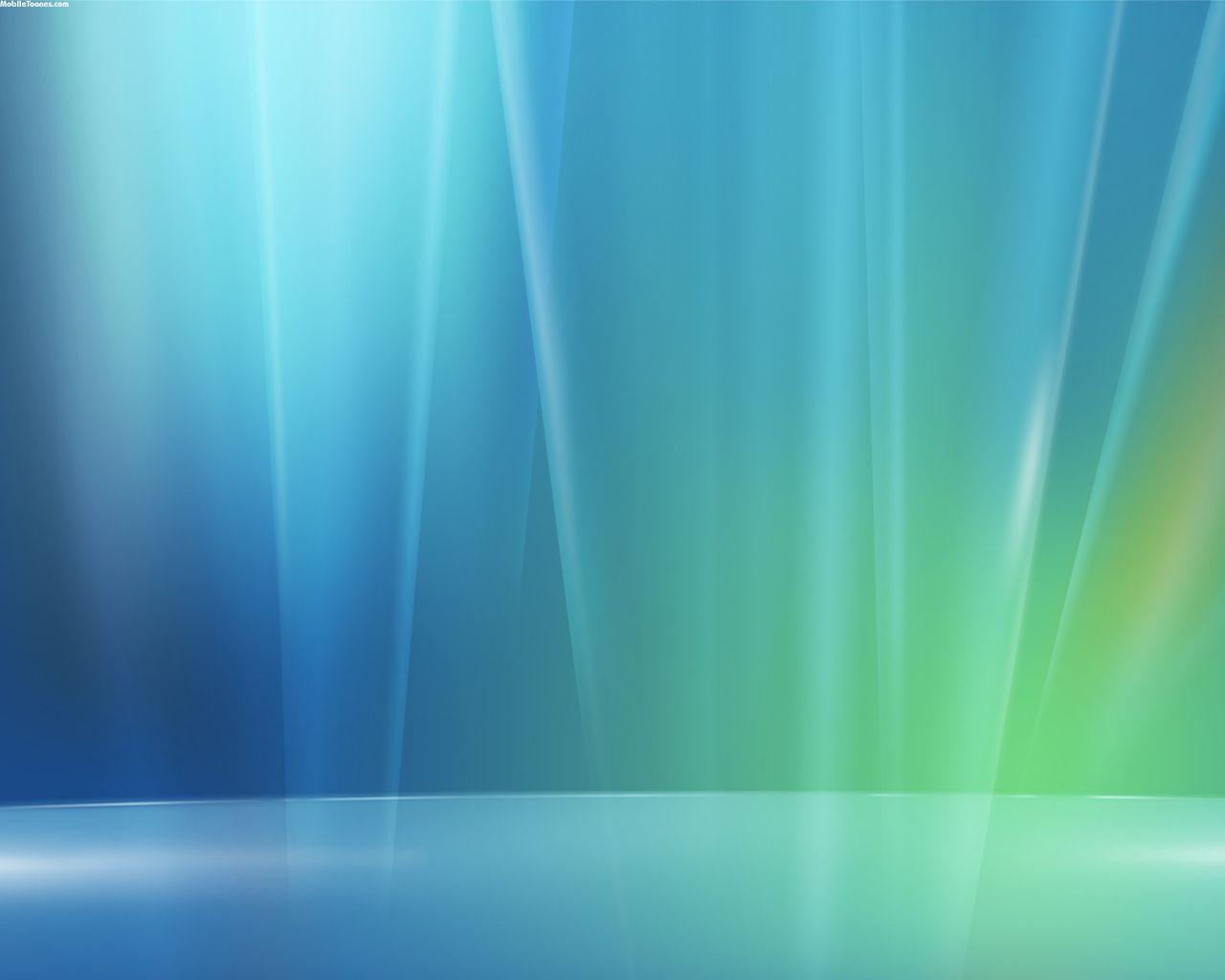Vista_Aurora_Blue_Green Mobile Wallpaper