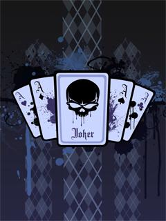 Joker - The Dark Night Mobile Wallpaper