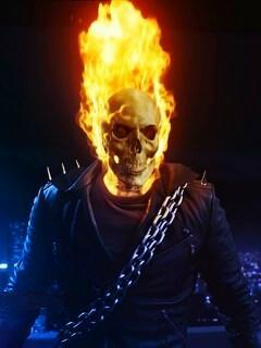 Ghost Rider Wallpaper Mobile Wallpaper