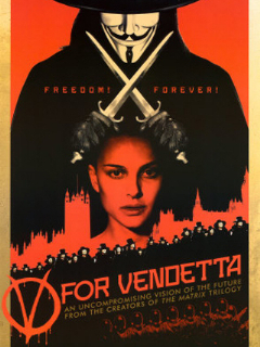 For Vendetta Mobile Wallpaper