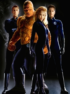 Fantastic Four  Mobile Wallpaper