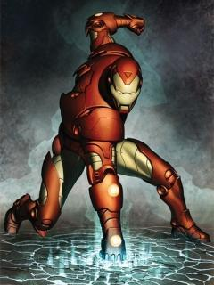 Iron Man11 Mobile Wallpaper