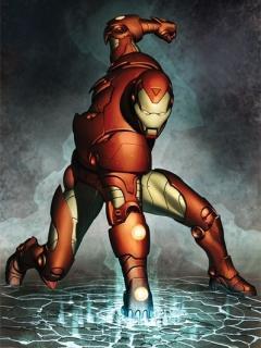 Iron Man11 Mobile Wallpaper