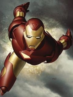 Iron Man 14 Mobile Wallpaper