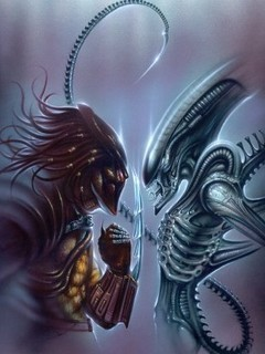 Alien 3 Mobile Wallpaper