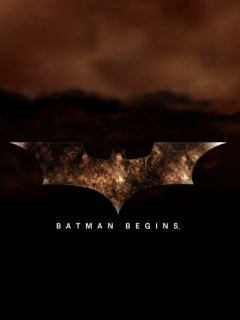 Batman Logo Wallpaper on Batman Begins Logo Wallpaper