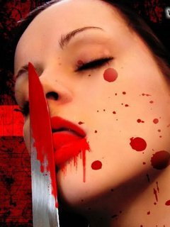 Blood-1 Mobile Wallpaper