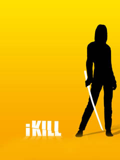 I KILL Mobile Wallpaper