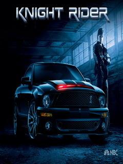 Knight Rider Mobile Wallpaper