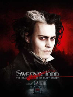 Sweeney Todd Mobile Wallpaper